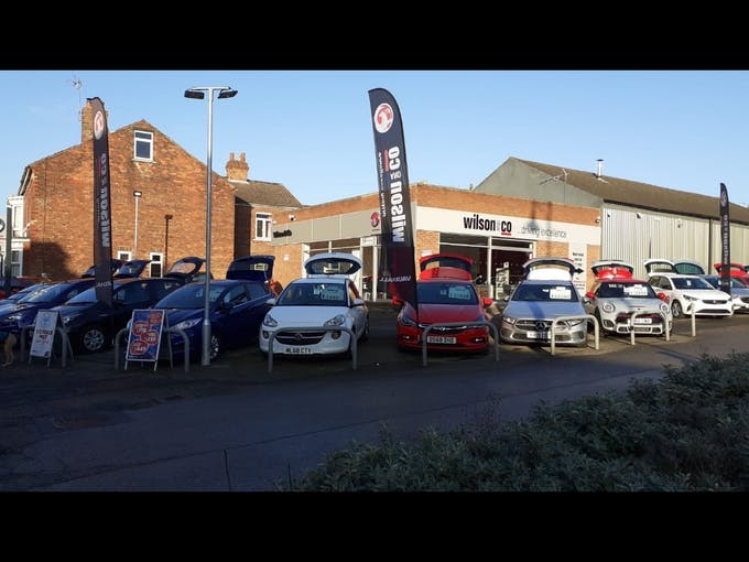 Wilson and Co Gainsborough - Vauxhall Dealership in Gainsborough