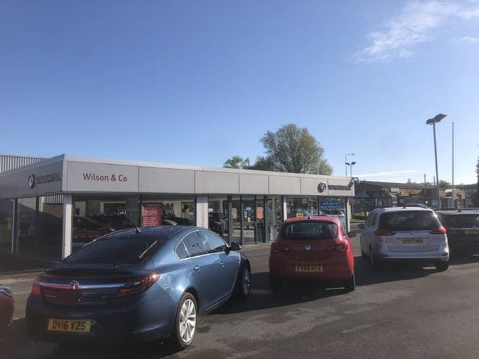 Wilson and Co Scunthorpe - Vauxhall Dealership in Scunthorpe