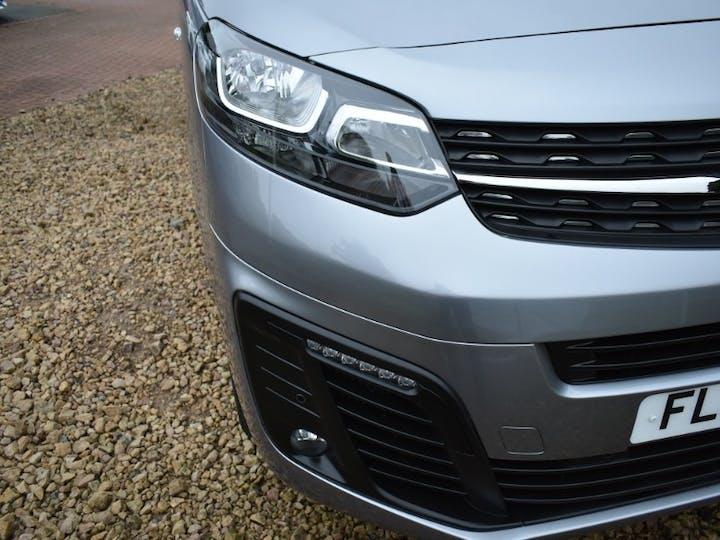 Grey Vauxhall Vivaro 2.0 L2h1 3100 Elite S/S 2019