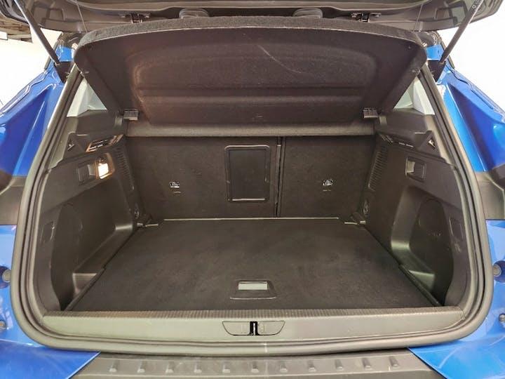 Blue Vauxhall Grandland X 1.2 Elite Nav 2019