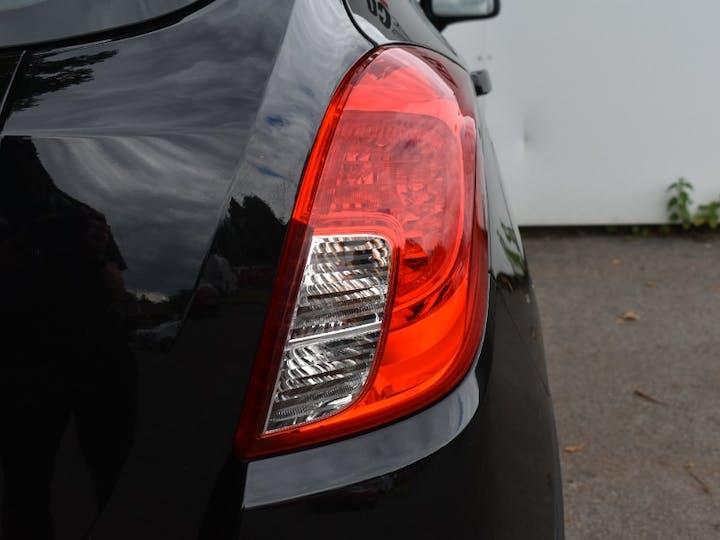 Black Vauxhall Mokka X 1.4 Active 2019