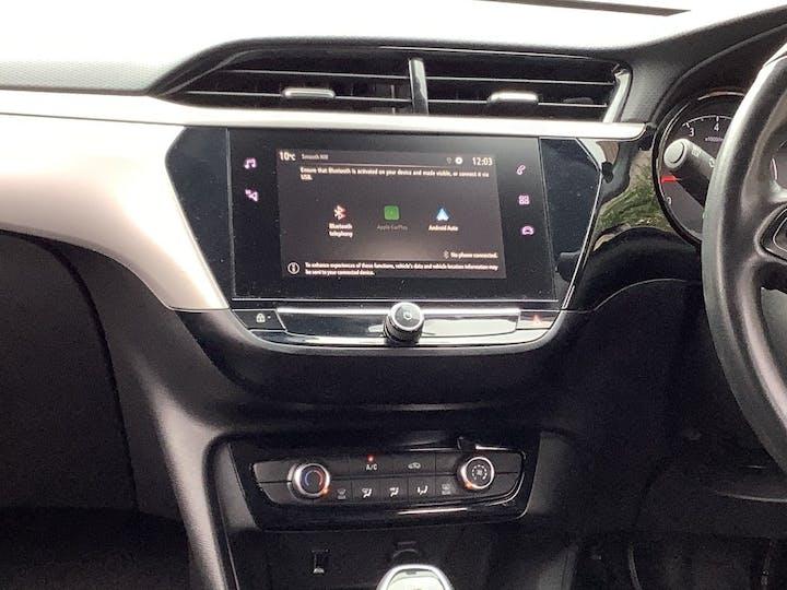 Black Vauxhall Corsa 1.2 SE 2020