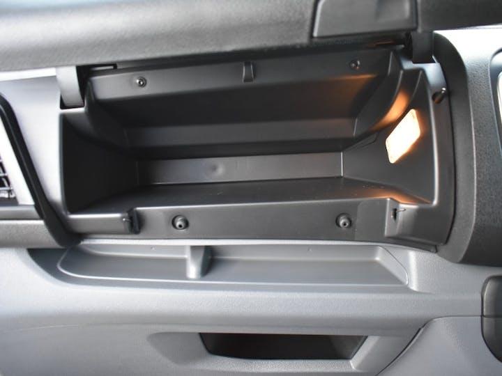 White Vauxhall Vivaro 1.5 L2h1 2900 Dynamic S/S 2021