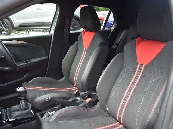 Grey Vauxhall Corsa 1.2 SRi 2020
