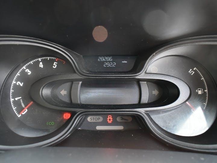 White Vauxhall Vivaro 1.6 L1h1 2700 CDTi 2018