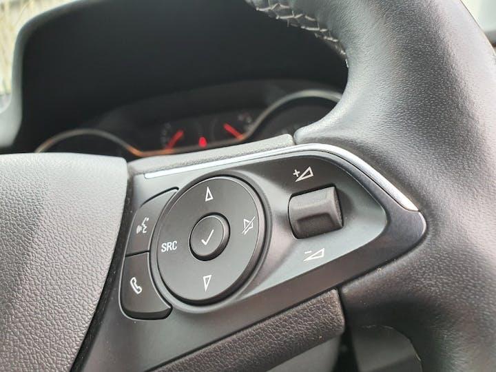 Black Vauxhall Grandland X 1.5 Sport Nav S/S 2019