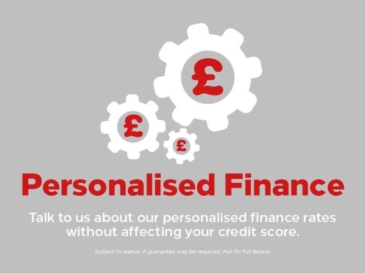 White Vauxhall Corsa 1.2 SRi 2020