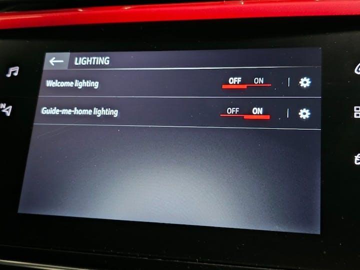 Grey Vauxhall Corsa 1.2 SRi Premium 2020