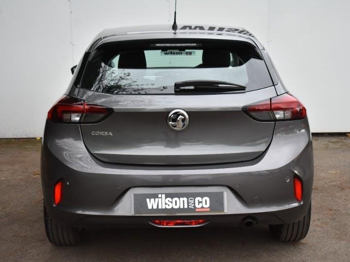 Grey Vauxhall Corsa 1.2 SE Premium 2020