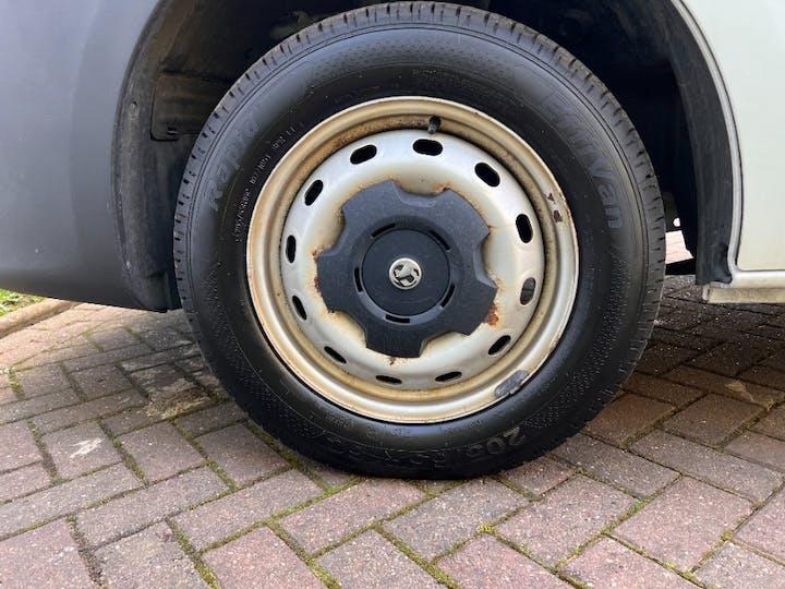 White Vauxhall Vivaro 1.6 L2h1 2900 CDTi 2019